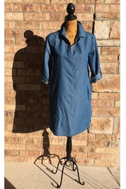 Love's Hangover Creations Denim Dress - Product Mini Image