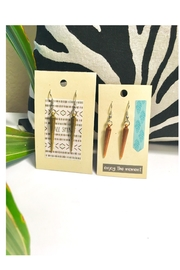 Love's Hangover Creations Double Earrings Set - Product Mini Image