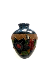 Love's Hangover Creations Earthen Nicaraguan Vase - Product Mini Image