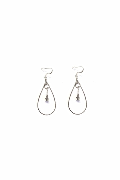 Shoptiques Product: Eiffel Tower Earrings