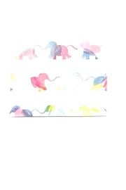 Love's Hangover Creations Elephant Greeting Card - Front cropped