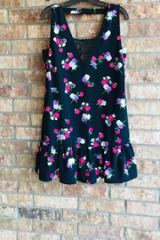 Love's Hangover Creations Floral A-Line Dress - Front cropped