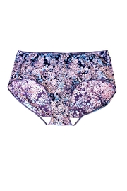 Love's Hangover Creations Floral Print Underwear - Front cropped