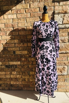 Love's Hangover Creations Floral Smock Dress - Product List Image