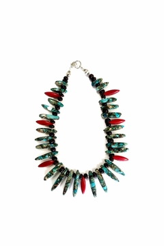 Shoptiques Product: Gemstone Necklace
