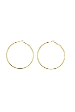 Shoptiques Product: Gold Hoops