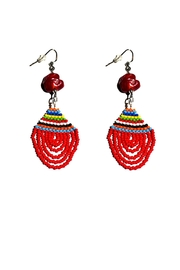 Love's Hangover Creations Hakuna Matata Earrings - Front cropped