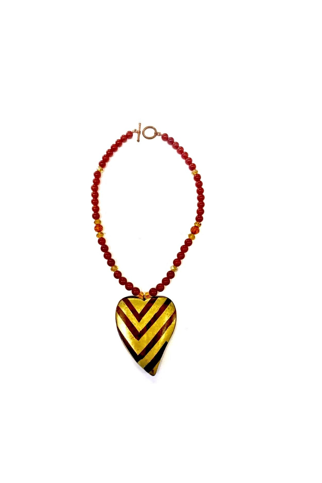 Love's Hangover Creations Hakuna Matata Necklace - Main Image
