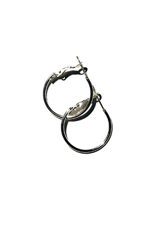 Love's Hangover Creations Hoop Earrings - Product List Image
