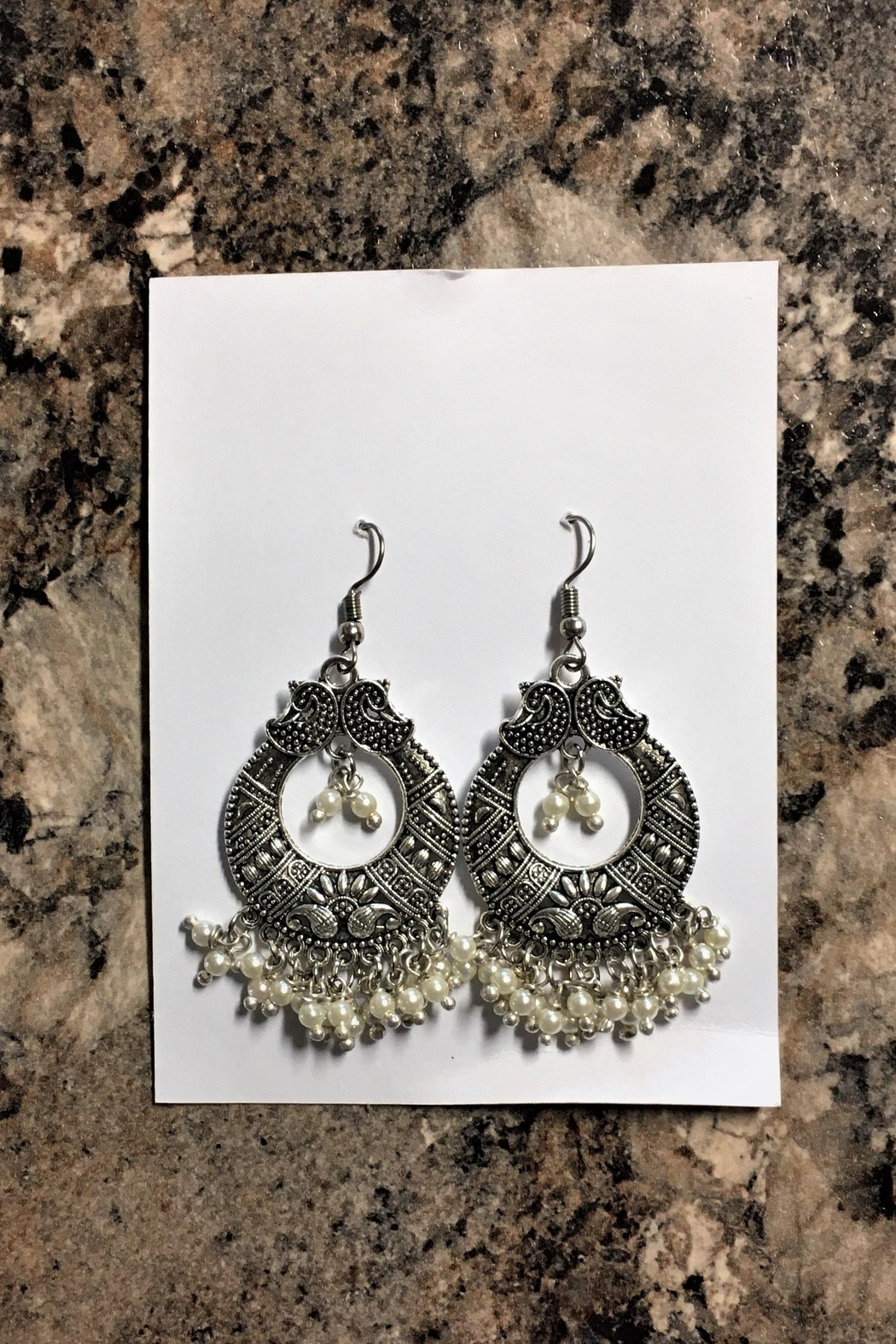 Love's Hangover Creations Indian Earring Collection - Main Image