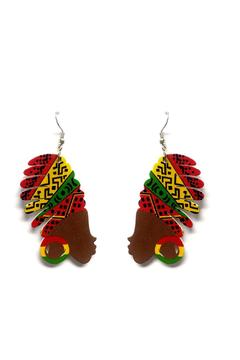 Shoptiques Product: Janina's Divas Earrings