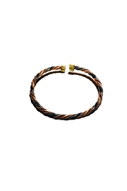 Love's Hangover Creations Kiswahili Brass-Copper Bangle - Product Mini Image