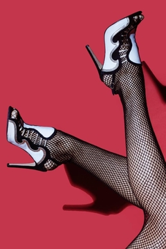 Love's Hangover Creations Lho Fishnet Socks - Alternate List Image