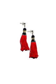 Love's Hangover Creations Lho Thread Earrings - Front cropped