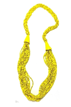 Shoptiques Product:  Maasai Beaded Necklace