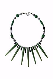 Love's Hangover Creations Remixed Maasai Necklace - Product Mini Image