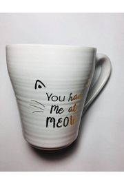 Love's Hangover Creations Meow Cat-Lover Mug - Front cropped