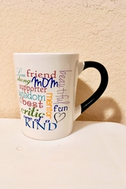 Love's Hangover Creations Mug For Mom - Front cropped
