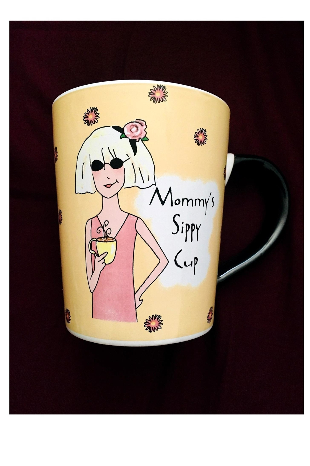 Love's Hangover Creations Mug Of Joy - Front Cropped Image