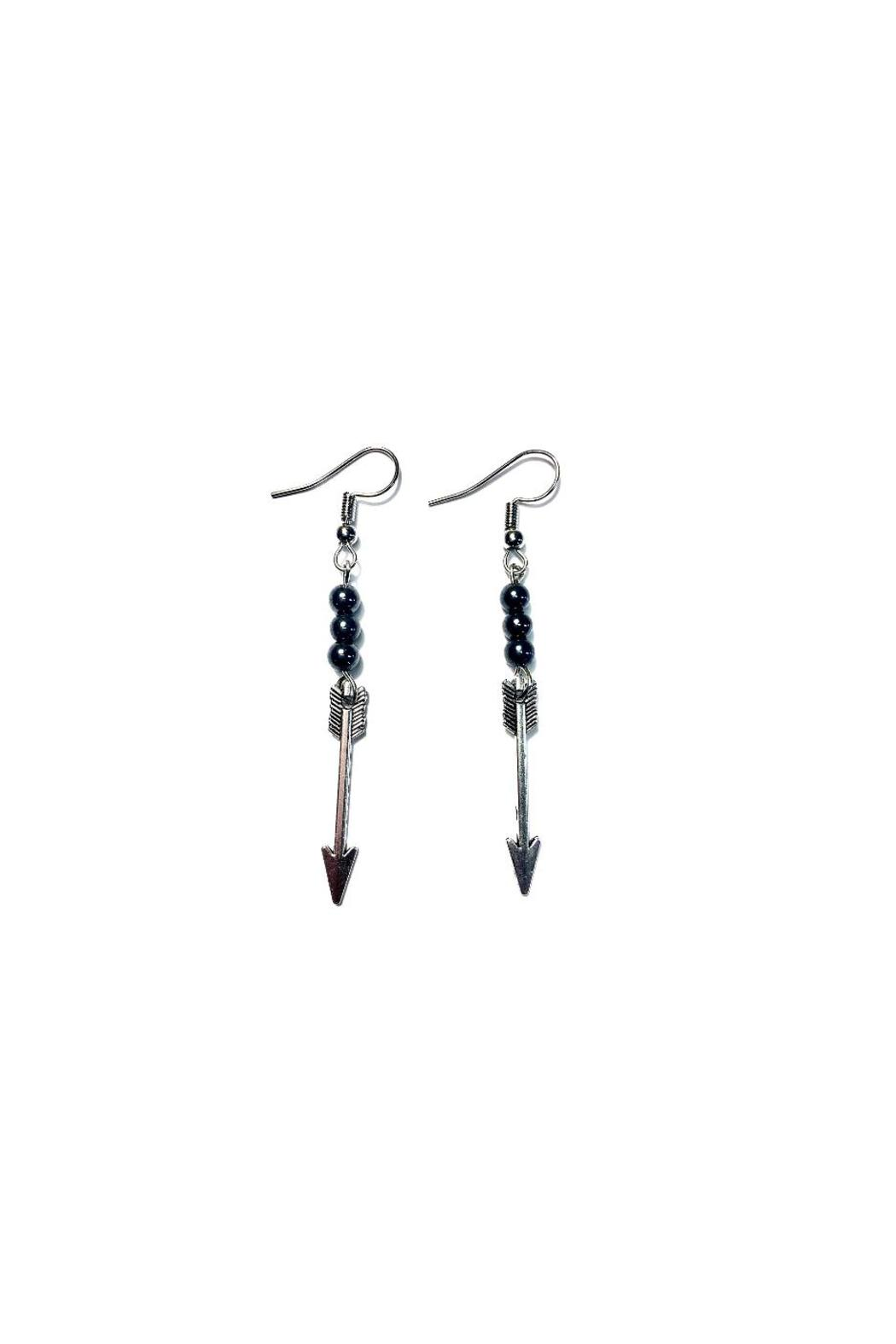 Love's Hangover Creations Arrow Earrings - Main Image