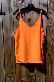 Love's Hangover Creations Orange V-Neck Camisole - Product Mini Image