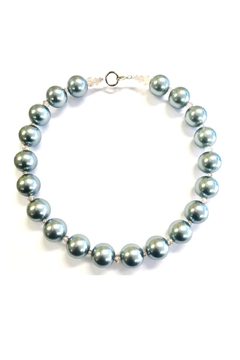 Shoptiques Product: Pearl Choker Necklace