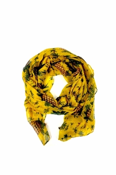 Shoptiques Product: Pineapple Scarf