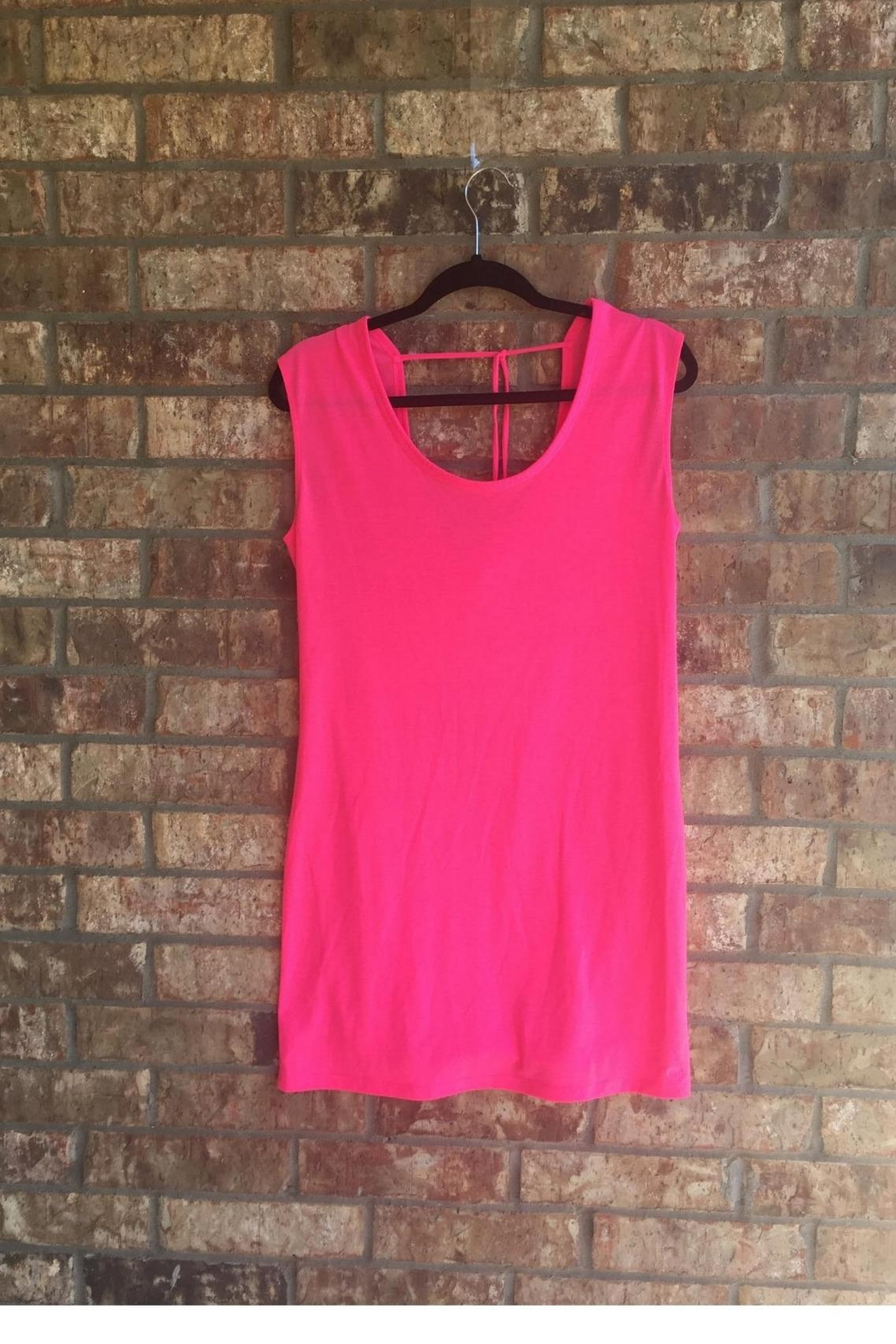 Love's Hangover Creations Pink Fitness Top - Main Image