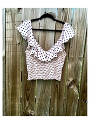 Love's Hangover Creations Polka Dot Top - Product Mini Image