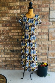 Love's Hangover Creations Print Dress - Front cropped