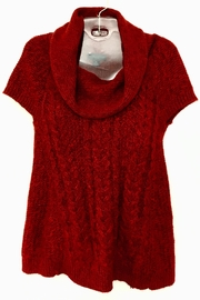 Love's Hangover Creations Red Winter Sweater - Product Mini Image