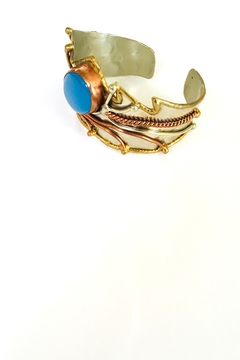 Love's Hangover Creations Royal Apatite Cuff - Alternate List Image