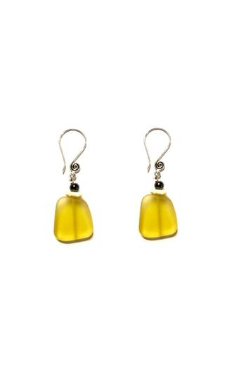 Love's Hangover Creations Sea Glass Earrings - Main Image