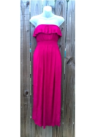 Love's Hangover Creations Strapless Maxi Dress - Product Mini Image