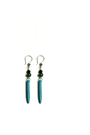 Love's Hangover Creations The Miriam Earrings - Product Mini Image