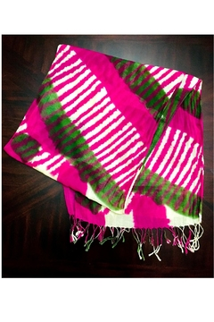Love's Hangover Creations Tie Dye Scarf - Alternate List Image