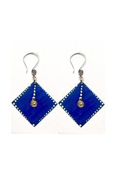Shoptiques Product: Travel Blogger Earrings