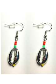 Love's Hangover Creations Travel-Blogger Reggae Earrings - Product Mini Image