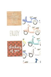 Love's Hangover Creations Travel Greeting Card - Front cropped