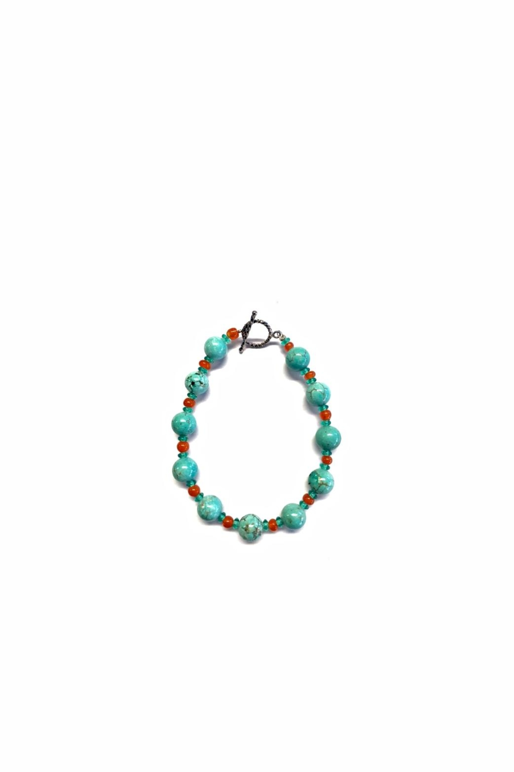 Love's Hangover Creations Turquoise Leila Bracelet - Main Image