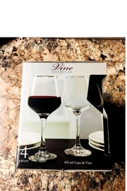 Love's Hangover Creations Wine Goblet Set - Front cropped