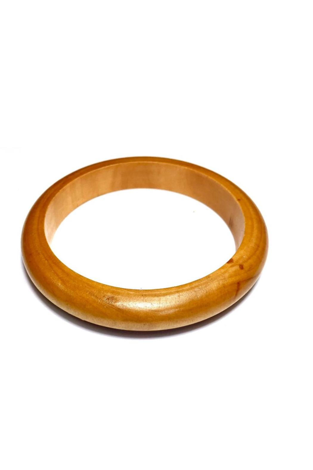 s hangover creations wooden bangle jewelry from