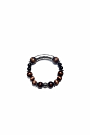 Love's Hangover Creations Wooden Stretch Bracelet - Product Mini Image