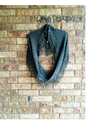Love's Hangover Creations Woven Infinity Scarf - Product Mini Image