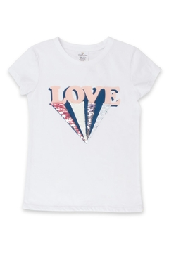 Shade Critters Love Sequin T - Alternate List Image