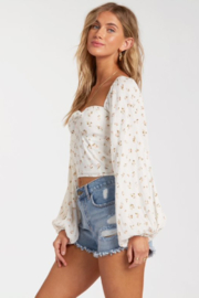 Billabong  Love Somebody Top - Front full body