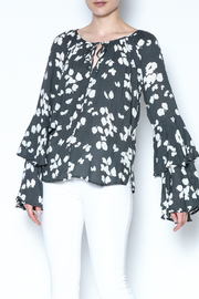 Love Stitch Butterfly Sleeve Shirt - Product Mini Image
