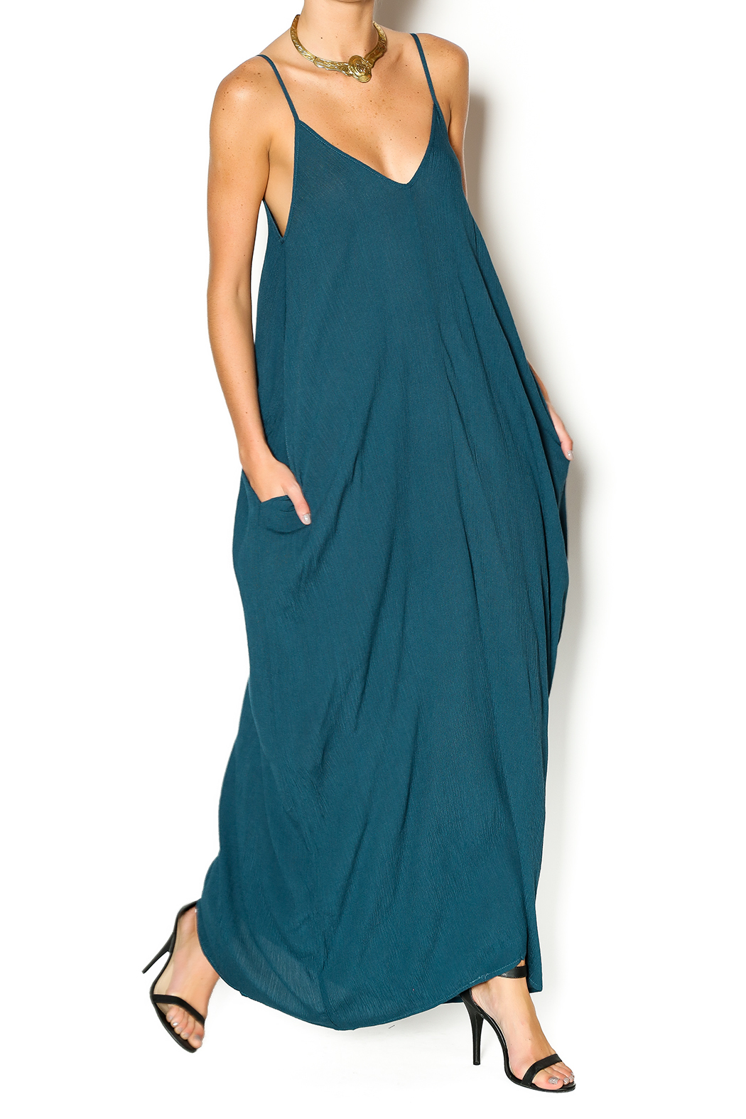 Lovestitch Gauze Maxi Dress from Colorado by Sweet Peas — Shoptiques