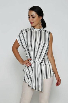 Love Striped Blouse - Product List Image