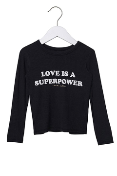 Shoptiques Product: Love Superpower Tee